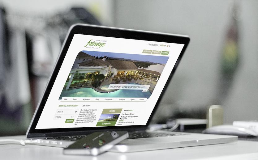 Four Seasons Fairways Website Design